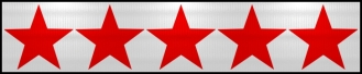 red 5 star